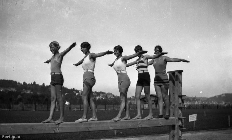 Gerendagyakorlat 1930-ból