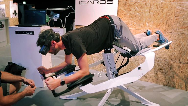 Repülni tanulhatunk a virtuális valóságban