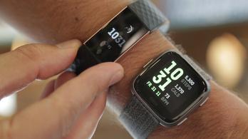 Kipróbáltuk a Fitbit Charge 3-at