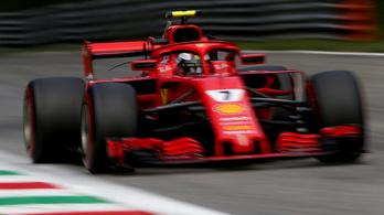 Räikkönen nagyszerű volt, de sokat köszönhet Vettelnek?