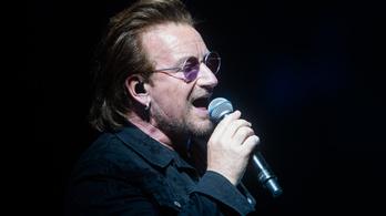 Koncert közben ment el Bono hangja, lefújták a berlini show-t
