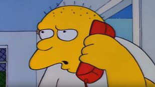 Ez a kopasz pszichiátriai beteg tényleg Michael Jackson volt a Simpson családban