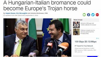 Orbántól és új barátjától félti Európát a CNN