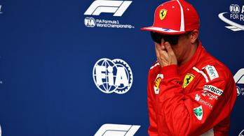 Lecserélte Räikkönent a Ferrari, de a pole-ja miatt elhalasztották a bejelentést?