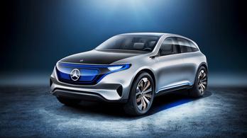 A Mercedes mobilos appal beszél rá a villanyautóra