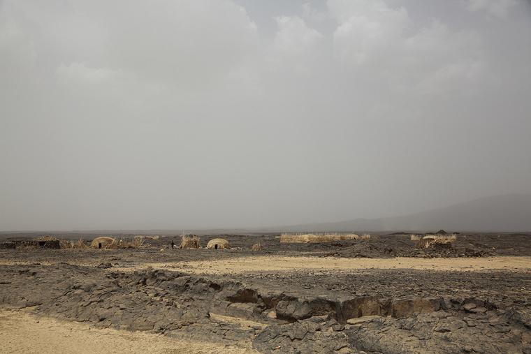 Vagy ott van Etiópia, és a Danakil Sivatag
