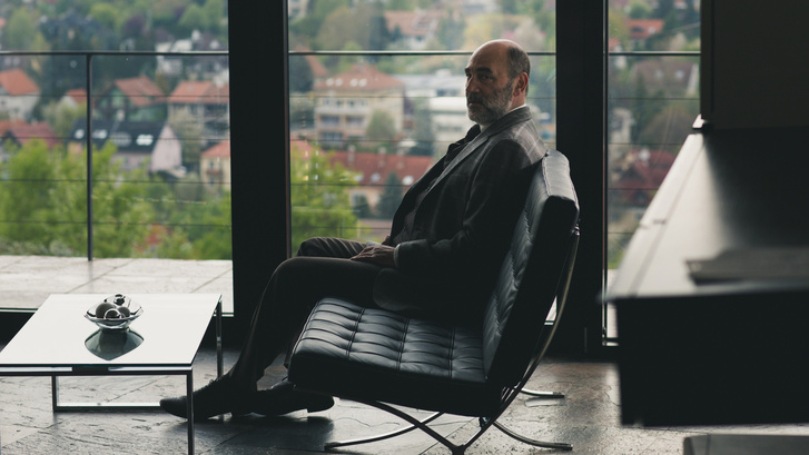 Kulka János a 2018-as, X - A rendszerből törölve című magyar film egyik jelenetében.