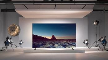 A Samsung bejelentette az első megvásárolható 8K tévét