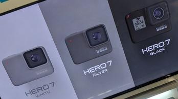 Kiszivárgott fotón az új GoPro kamera
