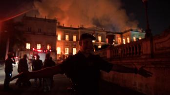 Leégett az egyik legrégebbi múzeum Brazíliában
