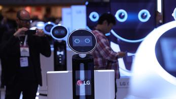 LG: Ellenséges terepre küldtük a robotjainkat
