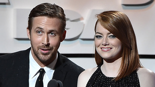 Emma Stone szerint Ryan Gosling csodálatos barát