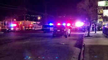 Lövöldözés tört ki Kaliforniában egy apartmanházban