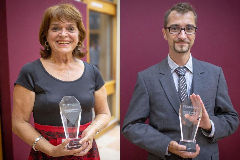 Susan Sarandon magyar hangja lett az Év szinkronszínésznője - Andresz Katit is díjazta a szakma