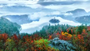 Kirándulj ide ősszel: 7 kihagyhatatlan hely Szlovéniában