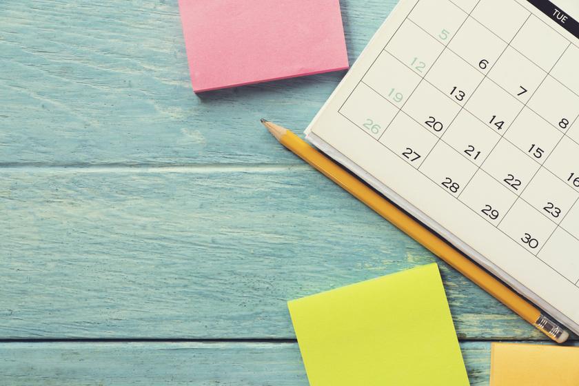 Itt vannak a legfontosabb dátumok a tanév során: szünetek a 2018-19-es évben