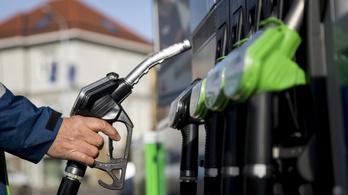 Szerdától emelkedik az üzemanyagok ára