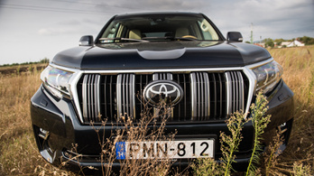 Toyota Land Cruiser 2,8 D-4D – 2018.