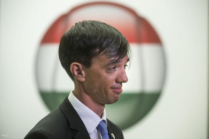 Richter Attila a Magyar Tenisz Szövetség főtitkára