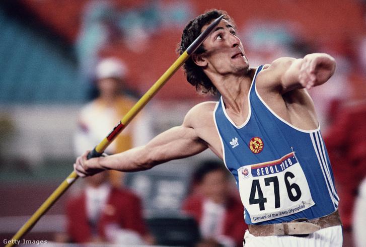 Christian Schenk 1988-ban.