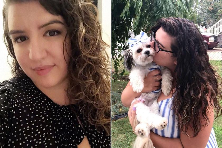 Eunice szívesen dokumentálja Maggie legjobb pillanatait, a kutyának saját Instagram-oldala is van.