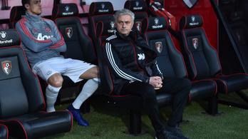 Mourinho csak eltereli rólunk a figyelmet