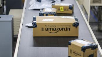 Az Apple után az Amazon is áttörte az 1 billió dolláros határt