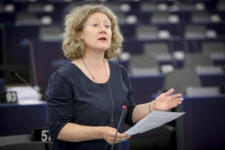 A jelentéstevő Judith Sargentini