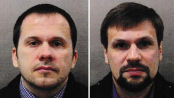 A britek megneveztek két oroszt, akiket Szkripalék megmérgezésével gyanúsítanak