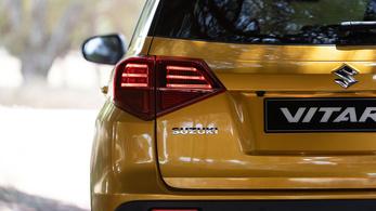 A Suzuki kiszorult a legnagyobb autópiacról