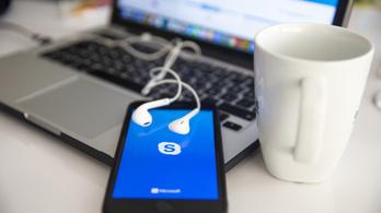 Ingyen fel lehet venni a beszélgetéseket Skype-on