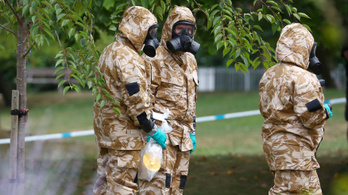 Novicsok: London Moszkva ellen újabb szankciókat követel