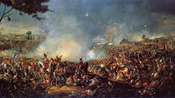Óriásvulkán miatt bukott el Napóleon Waterloonál?