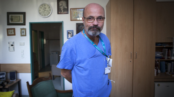 Zacher továbbra is orvosként dolgozna, de konkrét terve nincs