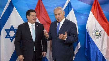 Hogyan veszhetett ennyire össze Izrael és Paraguay?