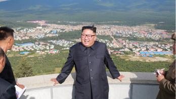 Kim Dzsongun 2 éven belül le akarja szerelni a nukleáris arzenálját