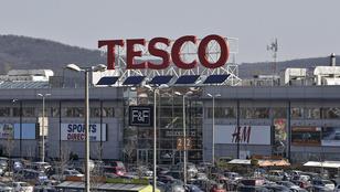 A Tesco 3,4 milliárd forintot költ béremelésre