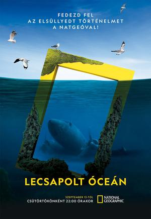 Lecsapolt óceán plakát