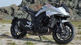 Nagy dobásra készül a Suzuki: jön az új Katana