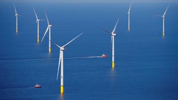 Átadták a világ legnagyobb szélerőművét az Ír-tengeren