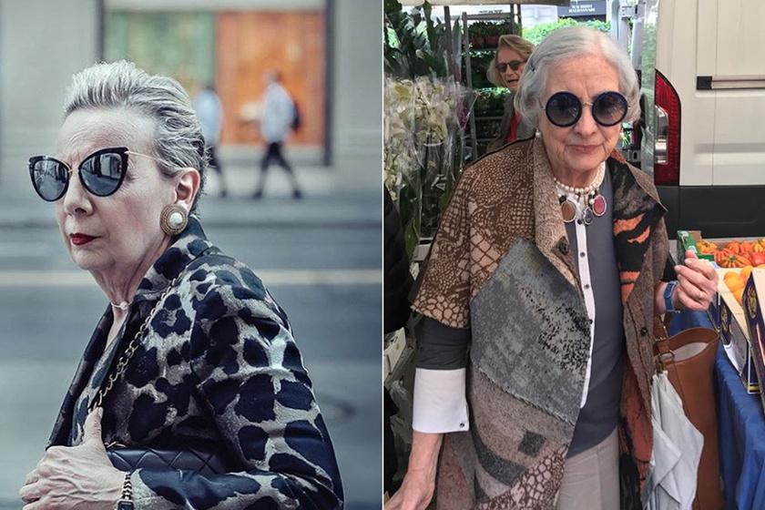 A 70 feletti olasz nőknél nincs stílusosabb - Öltözködési trükkjeiket te is ellesheted