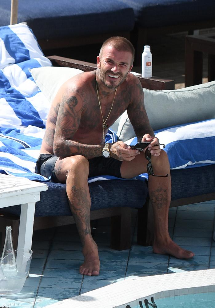 Nyugi! Nem kell remegő lábakkal, rettegve fűre lépni a magyar NB1-ben szereplő játékosoknak, mivel Beckham továbbra is Amerikában gondolkodik, az ottani csapatok lesznek az ellenfelei, nem Felcsút és társai.