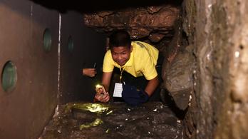 Bevásárlóközponti látványosságot csináltak a thaiföldi barlangból