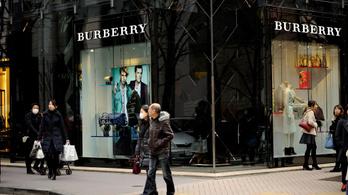 Nem éget több eladatlan ruhát a Burberry