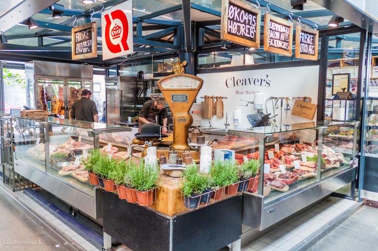 A koppenhágai Torvehallerne igazi nagyágyú a piacok terén