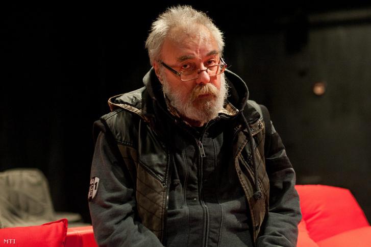 Ádám Tamás Csurka István Deficit című darabjában 2012. október 24-én