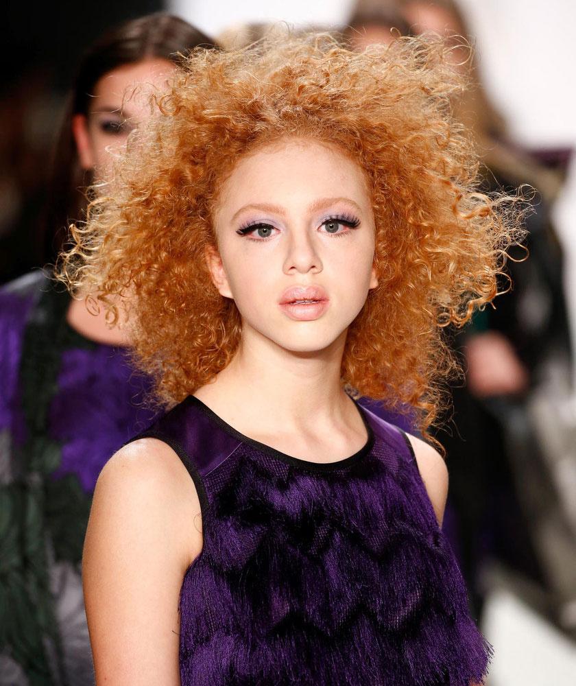 Anna Ermakova tavasszal múlt 18 éves. Vörös hajával és jellegzetes arcvonásaival erősen emlékeztet világhírű édesapjára.