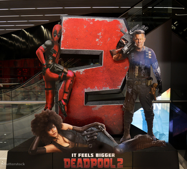 Jön a Deadpool 2 is!