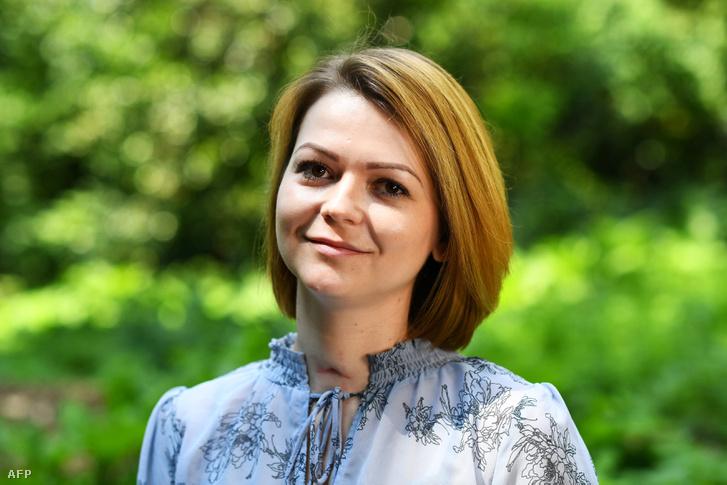 Julija Szkripal