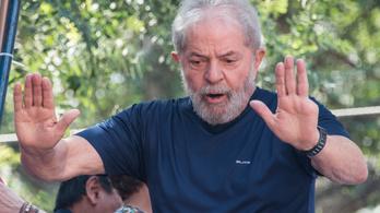 Elutasította Lula fellebbezését a brazil legfelsőbb bíróság, nem engedik indulni az elnökválasztáson
